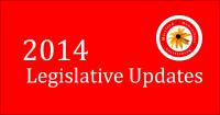 2014 legislative updates
