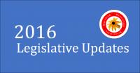2016 Legislative Updates