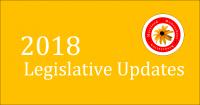 2018 Legislative Updates