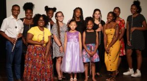 Summer Recital at Busboys and Poets