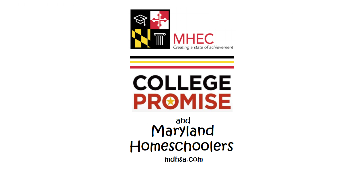 Maryland College Promise Scholarship