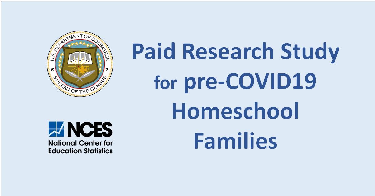 homeschool research study