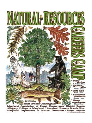 Natural Resource Careers Camp July 25-31